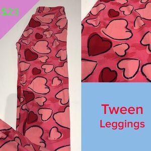Brand new Tween LuLaRoe Leggings